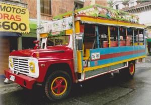 Alquiler de Chivas en Medellin