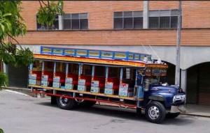 Alquiler de Chivas Medellin